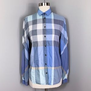 Burberry | Plaid Button up Shirt